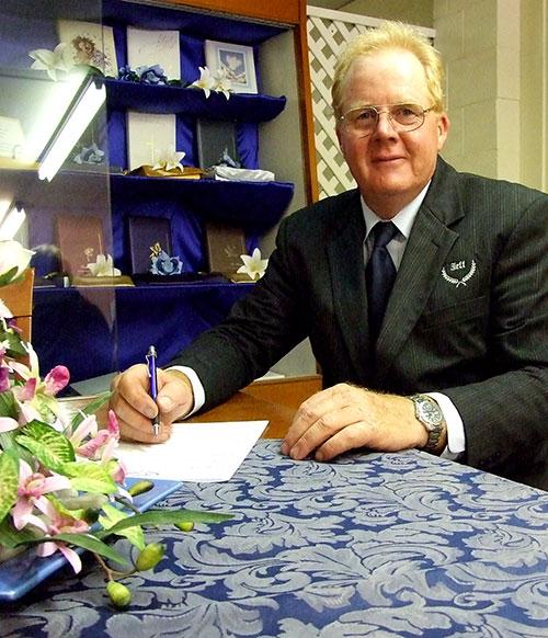 Jeff Schultz - Funeral Director - Callide Dawson Funerals and Boyne Tannum Funerals
