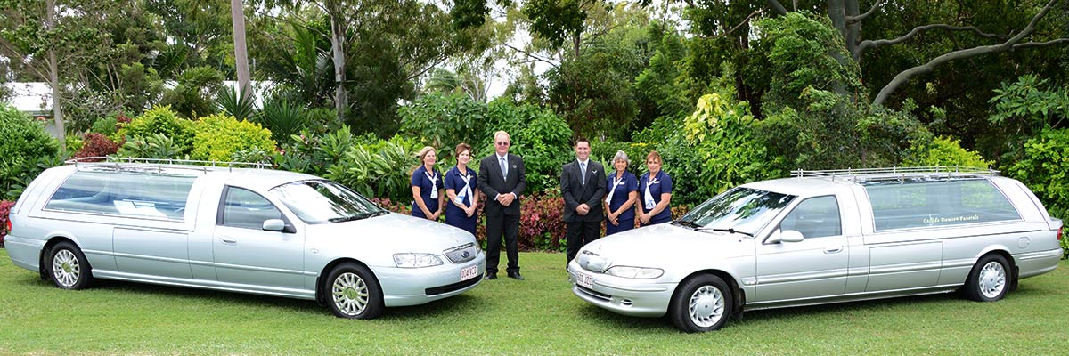Funeral Director and Staff - Callide Dawson Funerals and Boyne Tannum Funerals